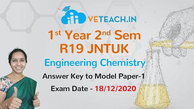 Chemistry Model Paper 1
