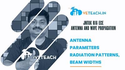 Antenna Parameters Radiation Patterns, Beam Widths