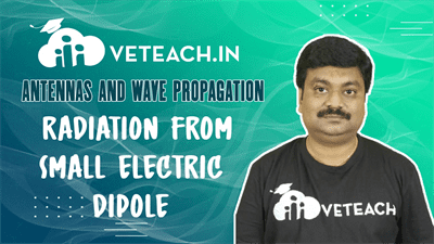 Radiation From Small Electric Dipole