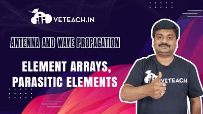 Introduction, Element Arrays, Parasitic Elements