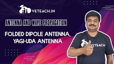 Folded Dipole Antenna, Yagi-Uda Antenna