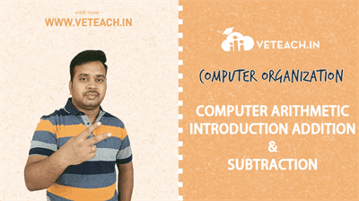 COMPUTER ARITHMETIC INTRODUCTION ADDITION & SUBTRACTION