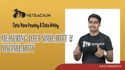 Measuring Data Similarity & Discimilarity