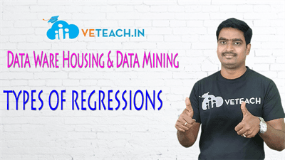 TYPES OF REGRESSIONS