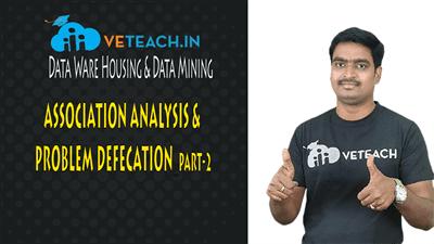 Association Analysis & Problem Defecation Part-2