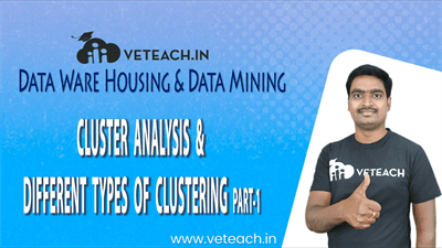 Cluster Analysis & Different Types Of Clustering Part-1