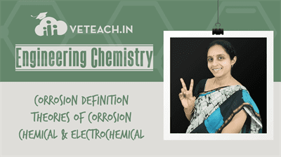 Corrosion Definition Theories Of Corrosion Chemical & Electrochemical