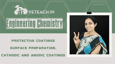 Protective Coatings Surface Preparation, Cathodic And Anodic Coatings