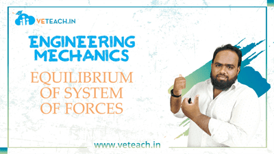 Equilibrium Of System Of Forces