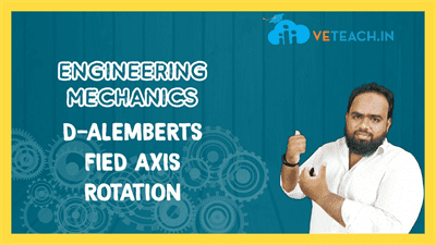 D-Alemberts Fied Axis Rotation