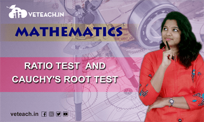 Ratio Test And Cauchys Root Test