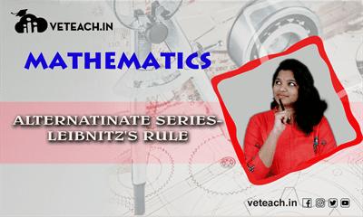 Alternatinate Series-Leibnitz's Rule