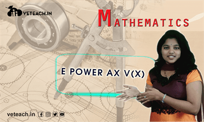 E Power Ax V(X)