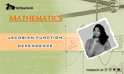 Jacobian-Function Dependence