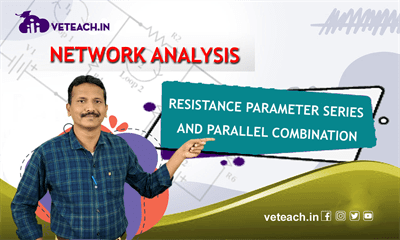 Resistance Parameter Series And Parallel Combination