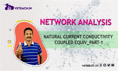 Natural Current Conductivity Coupled Equiv Part