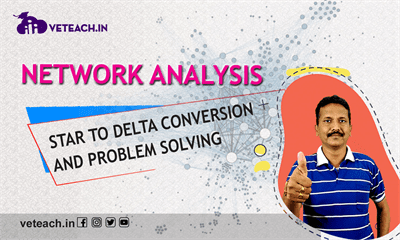 Star To Delta Conversion And Problem Solving