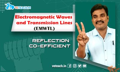 Reflection Co-Efficient