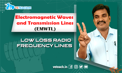 Low Loss Radio Frequency Lines