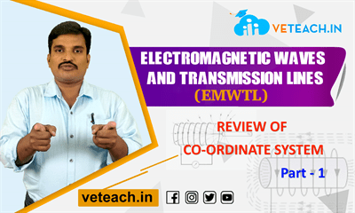 REVIEW OF CO-ORDINATE SYSTEM