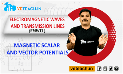 Magnetic Scalar And Vector Potentials