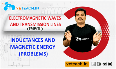 Inductances And Magnetic Energy (Problems)