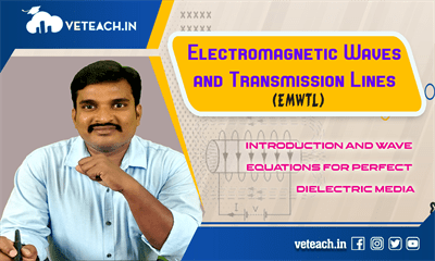 Introduction And Wave Equations For Perfect Dielectric Media