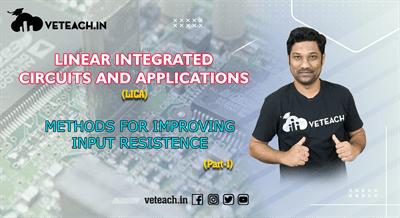 Methods For Improving Input Resistence Part 01