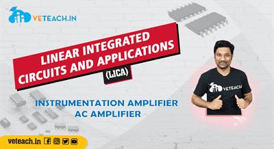 Instrumentation Amplifier Ac Amplifier