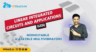 Monostable & Asatble Multivibrators