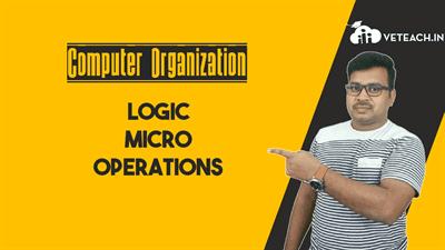 Logic Micro Operations