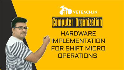 Hardware Implementation For Shift Micro Operations