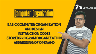 Basic Computer Organization And Design Instruction Codes Stored Program Organization Addressing Of Operand