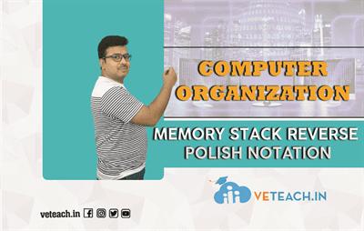 MEMORY STACK, REVERSE POLISH NOTATION