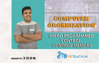 MICROPROGRAMMED CONTROL, CONTROL MEMORY