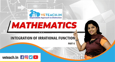 Integration Of Irrational