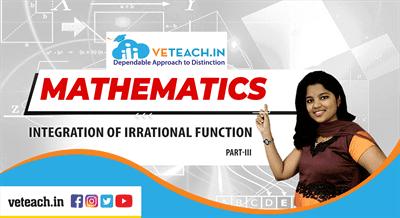Integration Of Irrational Part-3