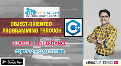 Object As A Class Member