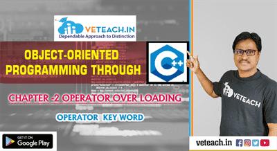 Operator  Key word